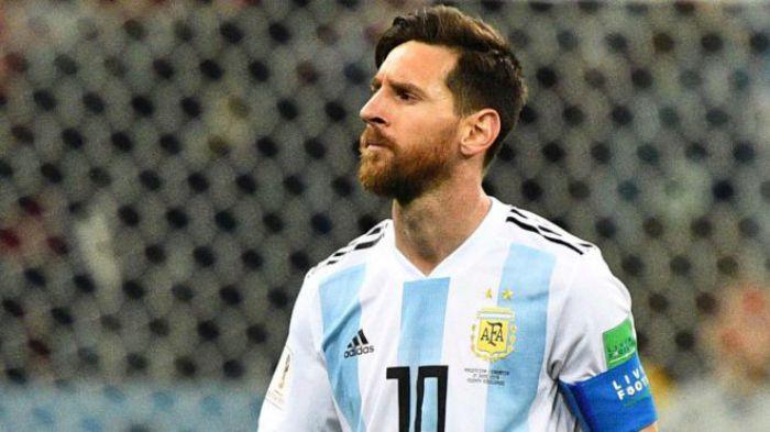Leo Messi po porażce z Kolumbią: To nie jest dobry czas na narzekanie. Musimy podnieść głowy i patrzeć przed siebie