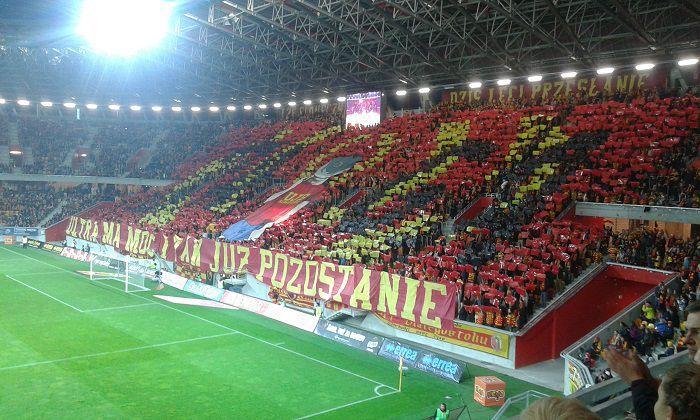 Jagiellonia Białystok wzmocniła konkurencję w bramce