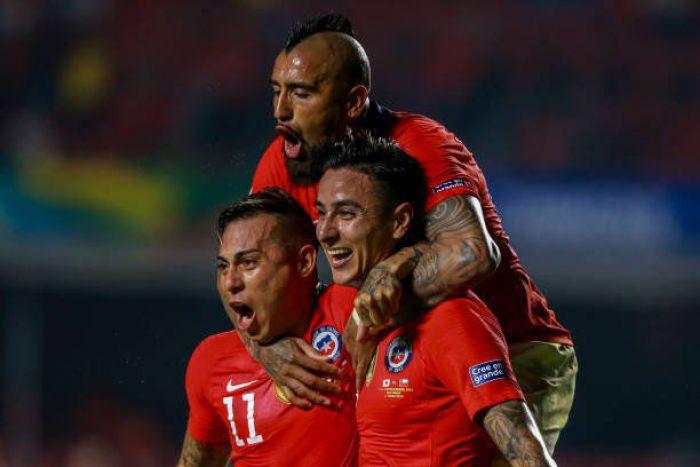 Mistrzowie Ameryki Południowej nie zawodzą. Pokaz siły Chilijczyków