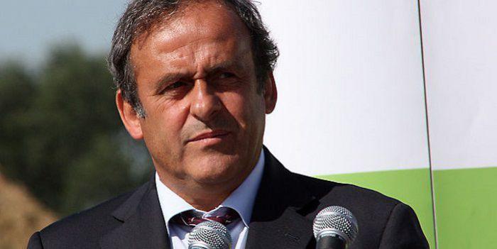 Oficjalne oświadczenie Michela Platiniego: Nie mam sobie nic do zarzucenia