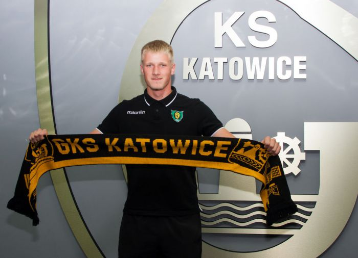 Młody bramkarz  Lecha Poznań wypożyczony do GKS-u Katowice (Wideo)
