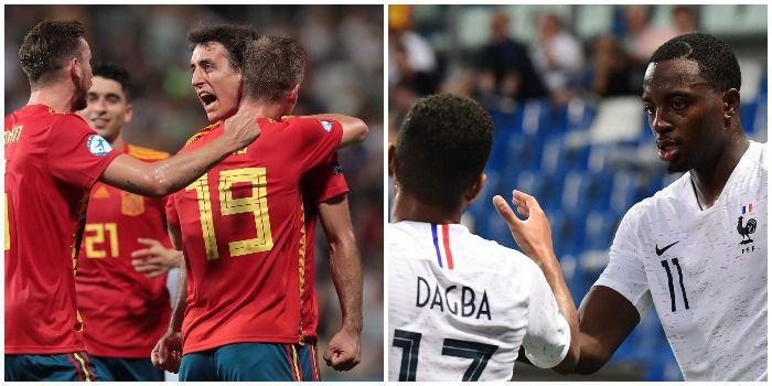 Hiszpanie znowu pokazali moc! Rozbili Francję i zagrają w finale Euro U-21