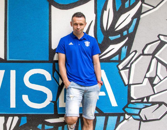 Doświadczony zawodnik Wisły Płock przedłużył umowę z klubem