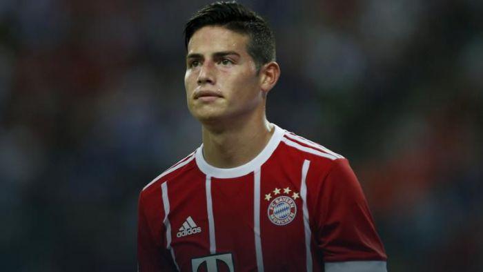 James Rodriguez zdecydował w jakim klubie chce występować. Serie A nie wchodzi w grę