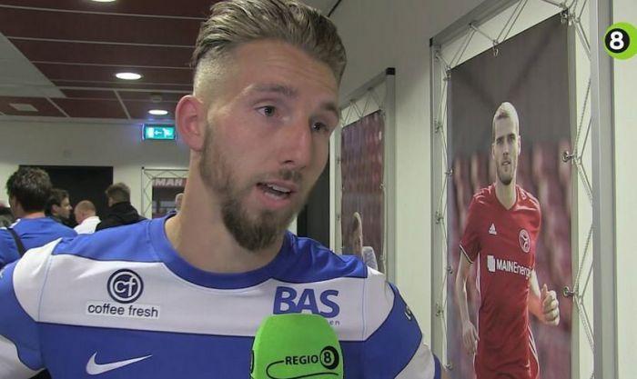 Holenderski napastnik w Arce Gdynia. W Eredivisie w minionym sezonie strzelił 7 goli