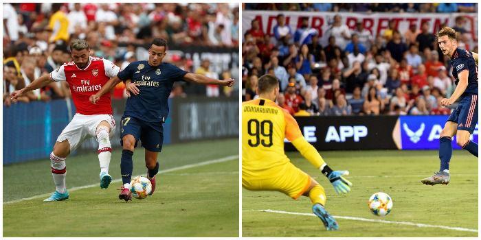 4 gole, 2 czerwone kartki, poważna kontuzja gwiazdy i karne w meczu Realu z Arsenalem. Lewandowski nie zagrał z Milanem, Piątek nie strzelił (VIDEO)