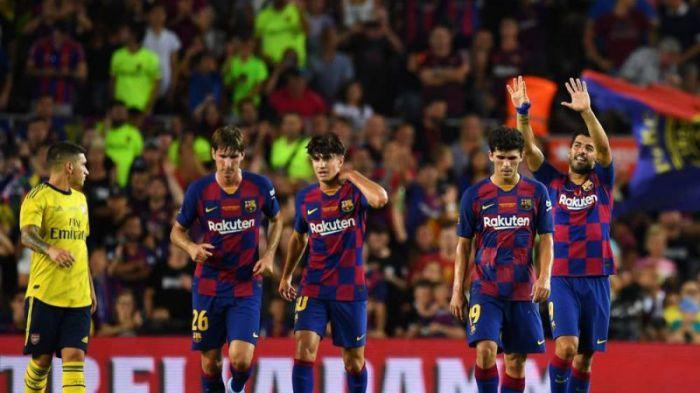Puchar Gampera dla FC Barcelona. Kuriozalny gol samobójczy i bramka w doliczonym czasie gry