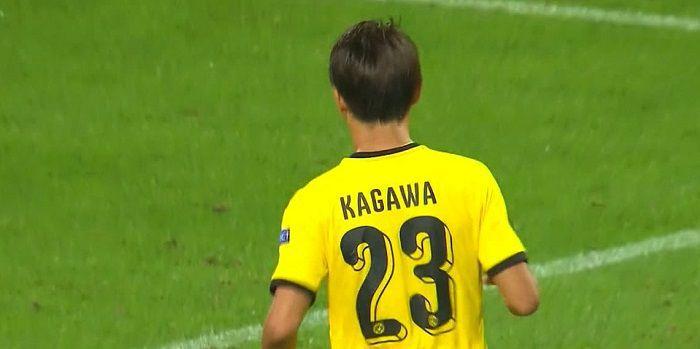 Japoński pomocnik Borussii Dortmund odchodzi do drugiej ligi hiszpańskiej