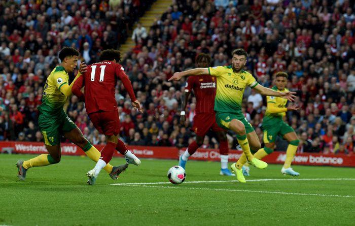 Liverpool FC rozbił beniaminka na inaugurację sezonu. Szybko poszło