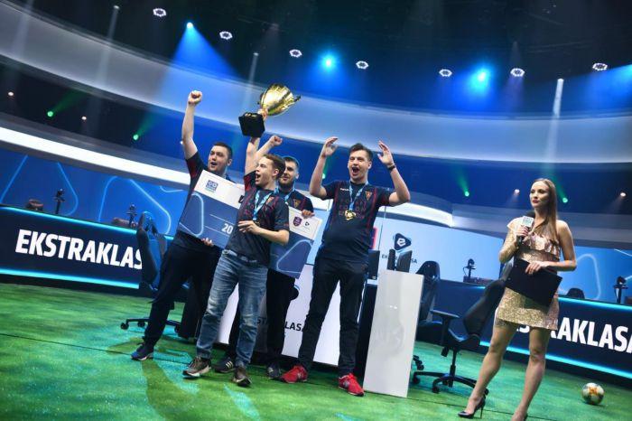 Największy projekt esportowy FIFA w Polsce. Kto gra w Ekstraklasa Games?