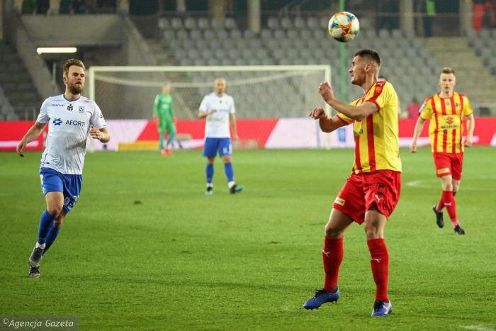 Wielkie wyróżnienie dla zawodnika Korony Kielce. Pierwsze powołanie do reprezentacji w karierze