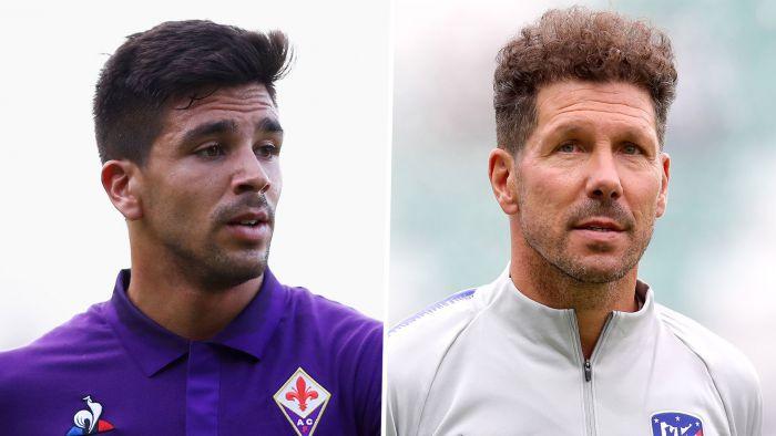Czołowy portugalski klub zainteresowany wypożyczeniem syna Diego Simeone z Fiorentiny