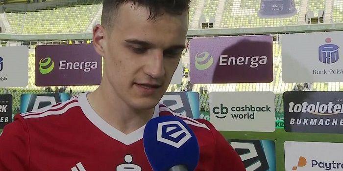 Patryk Dziczek przechodzi z Piasta Gliwice do Lazio Rzym. Najpierw zagra jednak w Serie B!