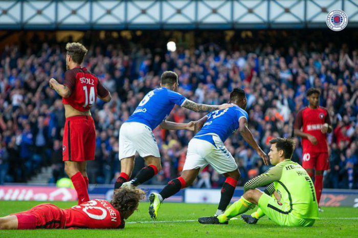 Rangersi ukarani przez UEFA. Klub musi zamknąć część trybun na mecz z Legią Warszawa