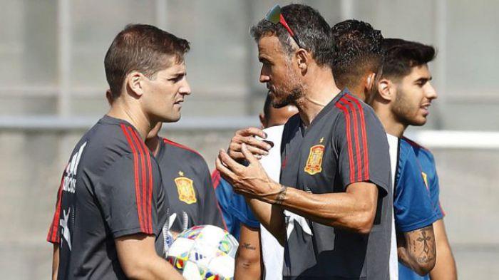 Roberto Moreno: Jeśli Luis Enrique zechce wrócić do reprezentacji Hiszpanii, ustąpię mu miejsca