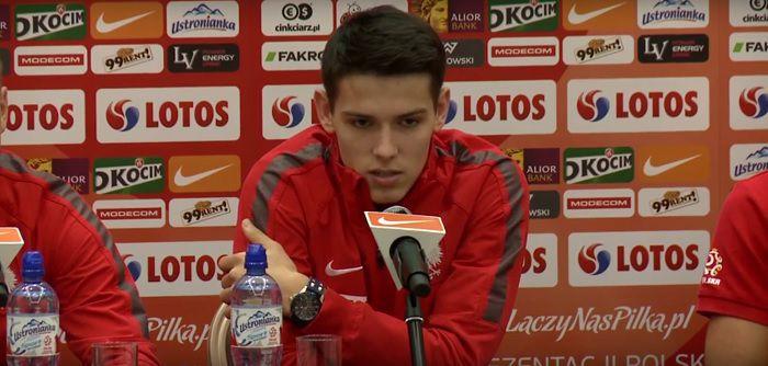 Stępiński ujawnia szczegóły transferu