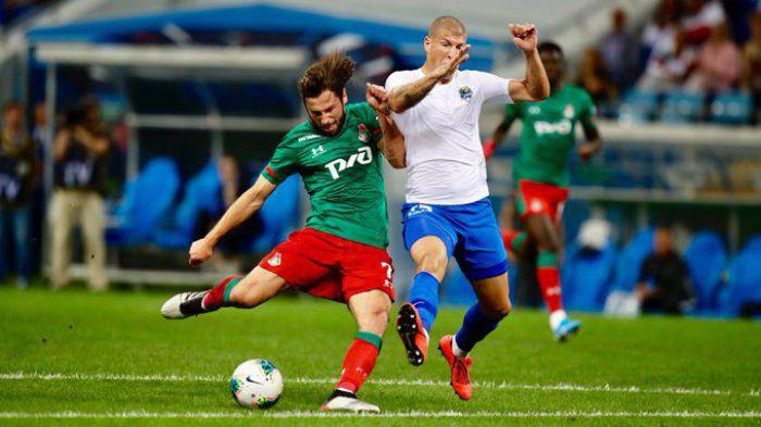 Grzegorz Krychowiak w świetnej strzeleckiej formie! Jego gol dał wygraną Lokomotiwowi (VIDEO)