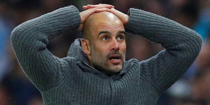 Zirytowany po porażce Guardiola wypalił z zaskakującą ripostą do dziennikarzy