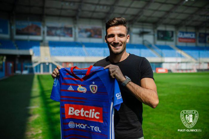 Tiago Alves: Jestem gotowy na grę w ekstraklasie, ale wciąż czekam na swoją szansę