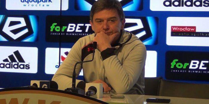 Waldemar Fornalik: Rolę faworyta trzeba potwierdzić na boisku
