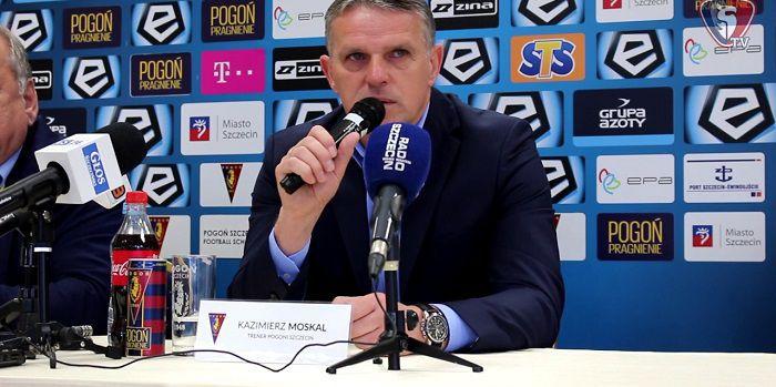 Kazimierz Moskal po 7. z rzędu porażce ŁKS: Na myśl przychodzi mi jedno słowo!