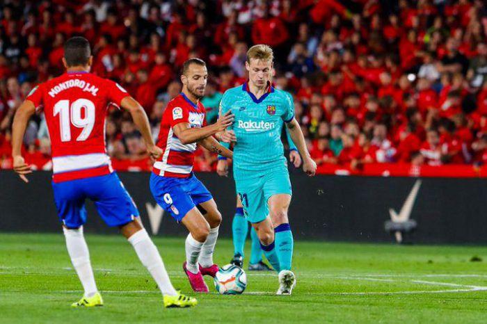Koszmarny mecz FC Barcelona. Duma Katalonii bezradna w starciu z beniaminkiem!