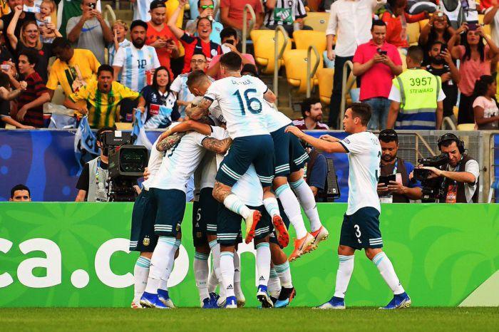 Kadra Argentyny na październikowe mecze towarzyskie