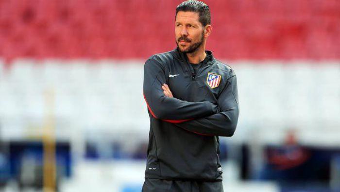 Diego Simeone: Wolę zwycięstwo w derbach Madrytu niż triumf w Lidze Mistrzów