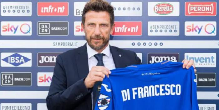 Polacy z Sampdorii będą mieli nowego trenera. Eusebio Di Francesco zwolniony po zaledwie kilku meczach