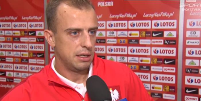 Kamil Grosicki: Co powie Jerzy Brzęczek, jest to od razu krytykowane