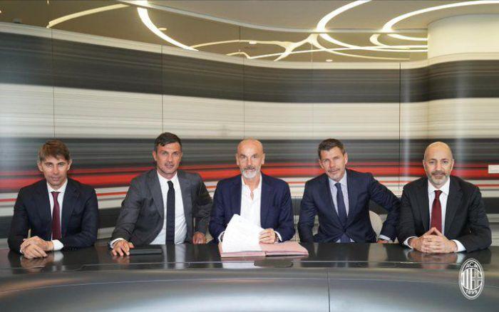 AC Milan ogłosił nazwisko nowego trenera