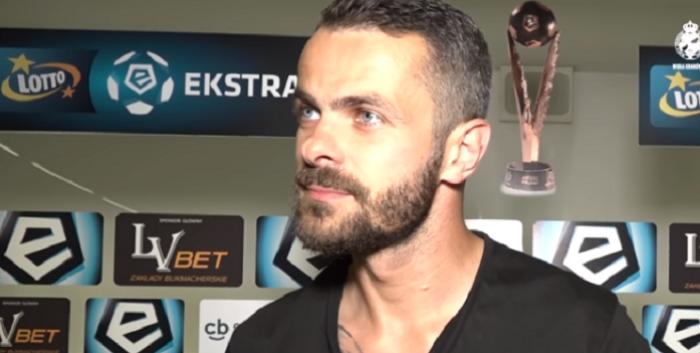 Paweł Brożek piłkarzem września PKO BP Ekstraklasy