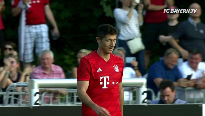 Bundesliga. Robert Lewandowski wybrany do