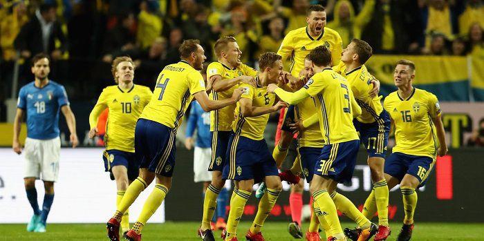 Hiszpania rzutem na taśmę ratuje punkt ze Szwedami!