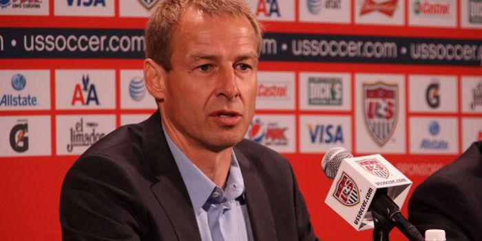 Juergen Klinsmann wraca na ławkę trenerską. Znowu będzie selekcjonerem