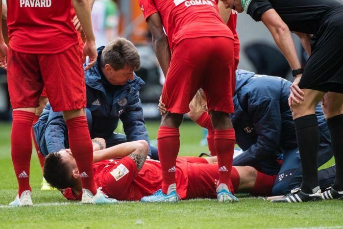 Prezydent Bayernu załamany po kontuzji piłkarza: Może zapomnieć o Euro 2020