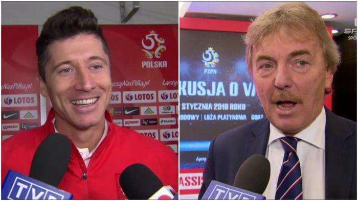 Zbigniew Boniek: Nie zgadzam się, gdy ktoś mówi, że reprezentacja Polski to Lewandowski i dziesięć koszulek
