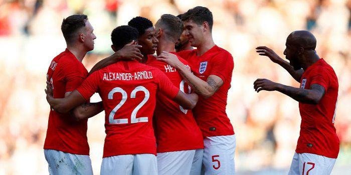 Kadra Anglii na mecze z Czarnogórą i Kosowem