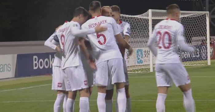 Znamy składy na mecz Izrael - Polska. Gramy bez Lewandowskiego i Grosickiego!