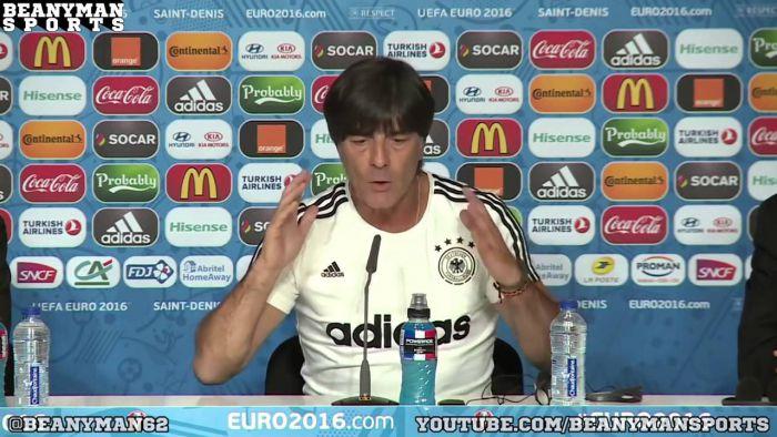 Joachim Loew zadowolony z drużyny po awansie na EURO 2020: