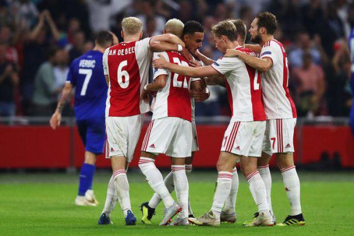 Skrzydłowy Ajaxu Amsterdam dołączy do Tottenhamu Hotspur?!