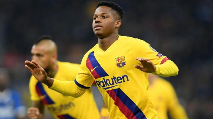 Najmłodszy strzelec gola w historii Ligi Mistrzów dał Barcelonie wygraną w meczu o nic i... wyrzucił Inter za burtę. Półfinalista ostatniej edycji też tylko w Lidze Europy...