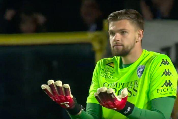 Bartłomiej Drągowski przed meczem z Interem Mediolan: Teraz to ja muszę zrobić różnicę