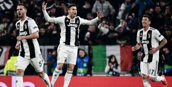 Kapitalny gol Cristiano Ronaldo dał wygraną Juventusowi. Portugalski as odżył w grudniu (VIDEO)