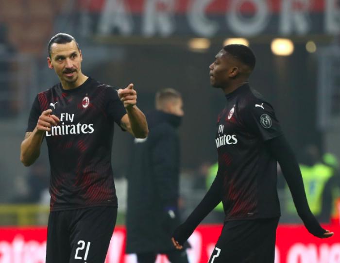 Zlatan Ibrahimović wskazał z kim chce występować w ataku Milanu. Transfer Piątka coraz bliżej