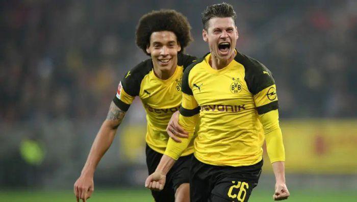 Niemieckie media: Borussia Dortmund nie przedłuży kontraktu z byłym reprezentantem Polski