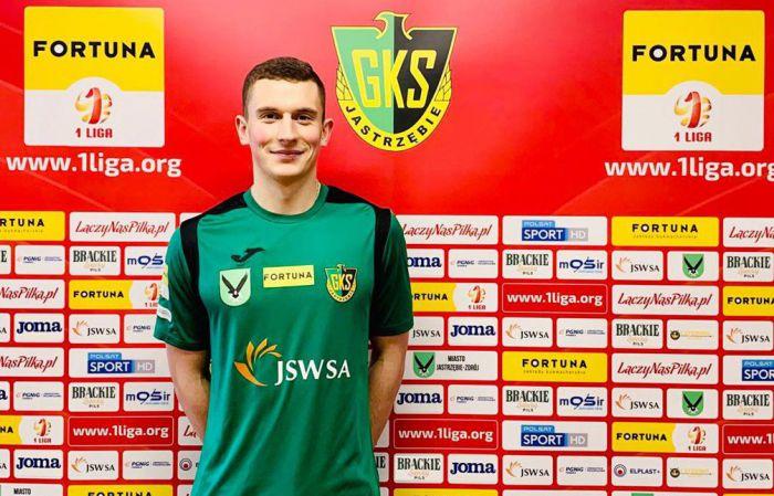 Nowy zawodnik w kadrze GKS-U Jastrzębie