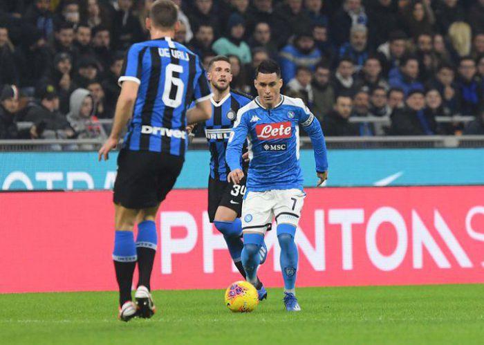 Napoli zdobyło San Siro! Ekipa Zielińskiego i Milika bliżej finału Coppa Italia!
