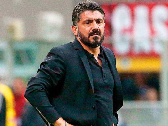Gattuso przed meczem z FC Barceloną: