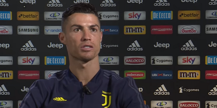 Nani o Cristiano Ronaldo: To jest sekret jego sukcesu